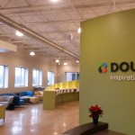 Post construction cleanup for Douron Office Products completed