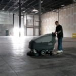 Bay Contracting & Development awards Summit Building Services floor and warehouse cleaning contract