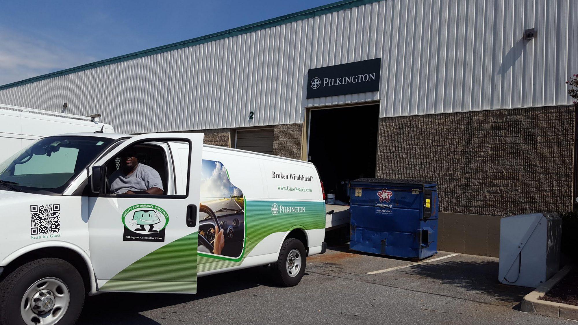 Summit Building Services, Inc. Provides Excellent Service for Pilkington Glass