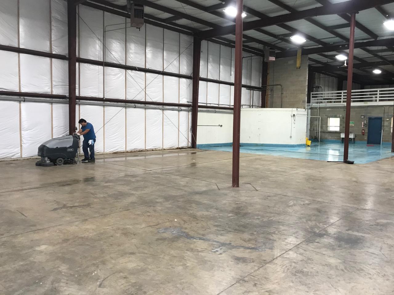 Summit prepares large development company for new tenant